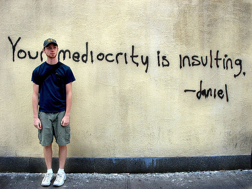 Mediocrity in america
